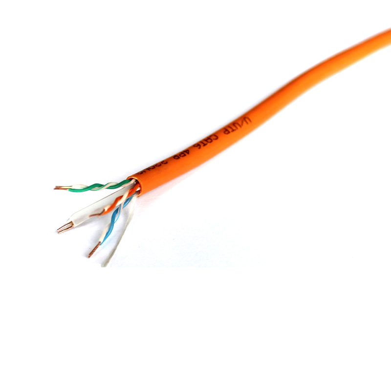 U/UTP CAT6A & CAT6 LAN Cable